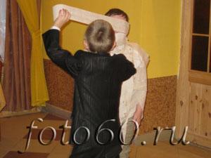 конкурс для детей мумия